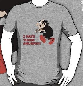 The Smurfs 2 Gargamel I Hate Those Smurfs T-Shirt