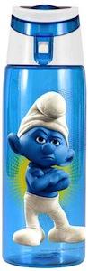 Grouchy Smurf water bottle