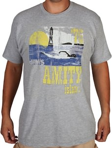 Jaws T-Shirt from Amity Island