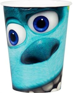 Monsters University Sulley Paper Cups