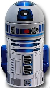 Star Wars R2-D2 piggy bank