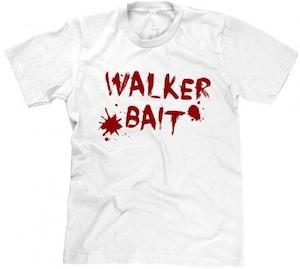 The Walking dead Walker Bait zombie t-shirt