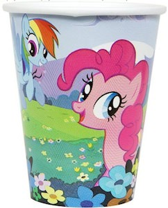 My Little Pony Paper Cups