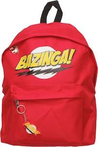 The Big Bang Theory Bazinga! Backpack