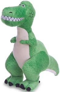 Toy story plush animal of Rex