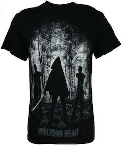The Walking Dead Michonne's Walkers T-Shirt