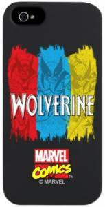 Wolverine Paint iPhone 5 Case