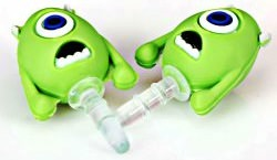 Monster University Mike Wazowski Dust Plug