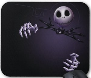 Jack Skellington Mousepad