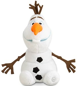 Frozen Snowman Olaf Plush