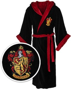 Harry Potter Gryffindor Bath Robe