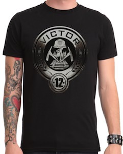 The Hunger Games District 12 t-shirt