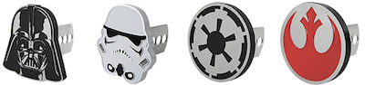 Star Wars Hitch Cover