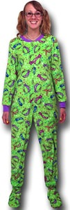 Teenage Mutant Ninja Turtles  Women's Pajamas