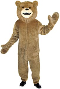 Ted Bear Costume for Halloween