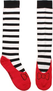 Wizard Of Oz Ruby Slippers Socks