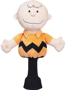 Peanuts Charlie Brown Golf Club Head Cover