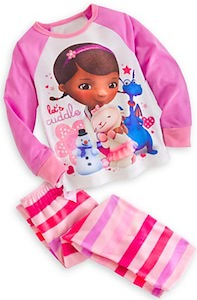 Doc McStuffins Kids Pajama set