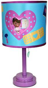 Disney Doc Mcstuffins Table Lamp