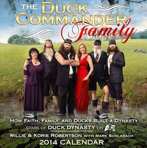 The Duck Commander Day To Day Calendar 2014