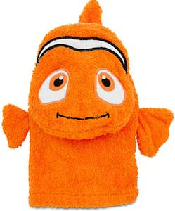 Finding Nemo Bath Mitt