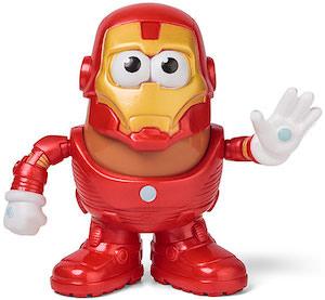 Marvel Iron Man Mr. Potato Head