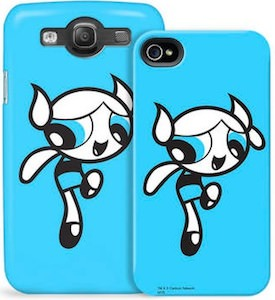 Powerpuff Girls Bubbles iPhone case