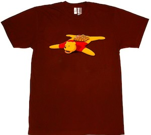 Winnie the Pooh Christopher Robin's Den T-Shirt