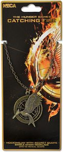 The Hunger Games Catching Fire Mockingjay Necklace