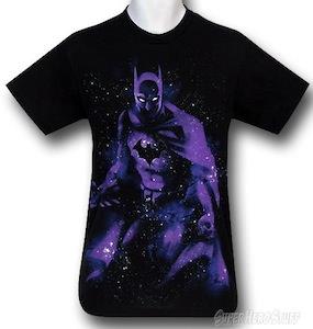 Batman in light t-shirt