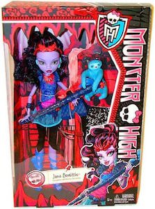Jane Boolittle Monster High doll