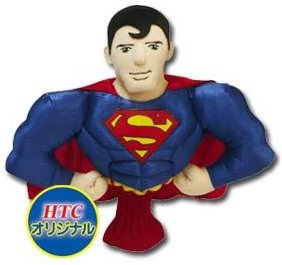 Superman Golf Club Head Cover